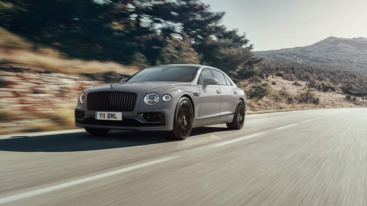 2022 Bentley Flying Spur is now quieter and more luxurious through Virtual Prototyping