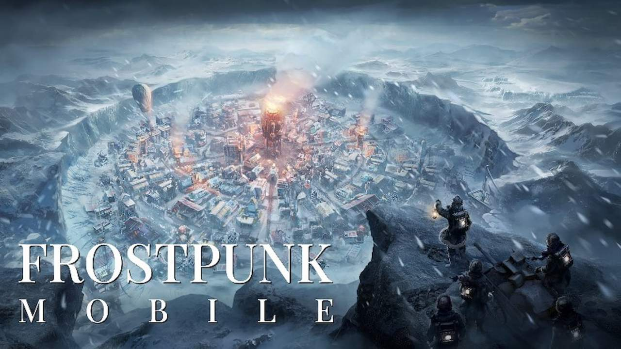 Post-apocalyptic city builder game Frostpunk is coming to iOS and Android