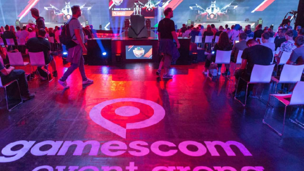 Gamescom 2021 changes course, goes all digital