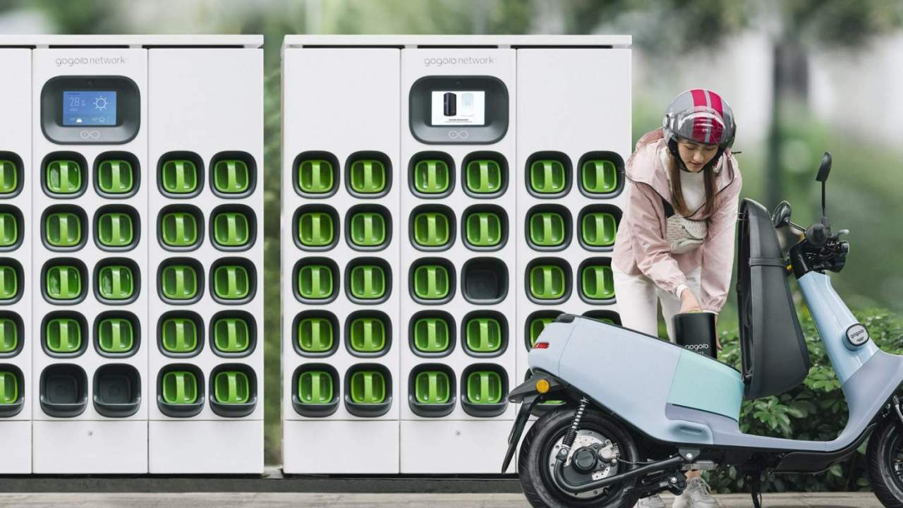 Gogoro's fast-swap scooter battery system is taking on its toughest market yet