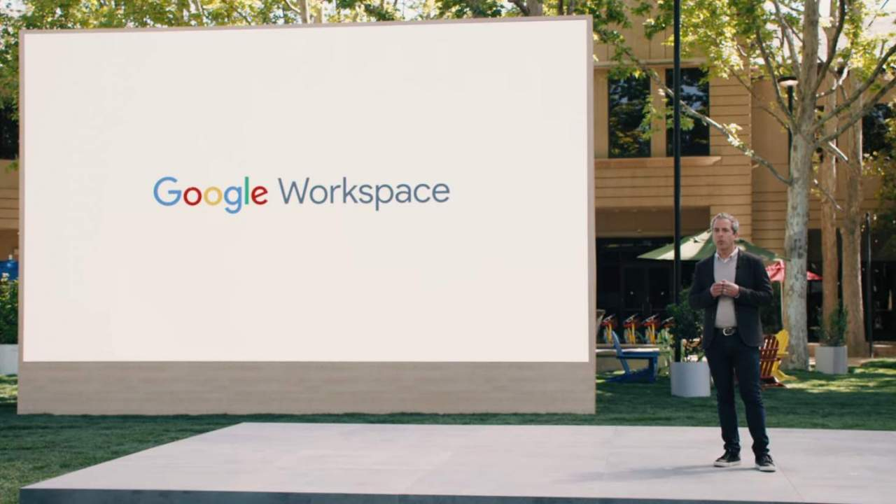 Google Smart Canvas introduced with Meet and Workspace improvements