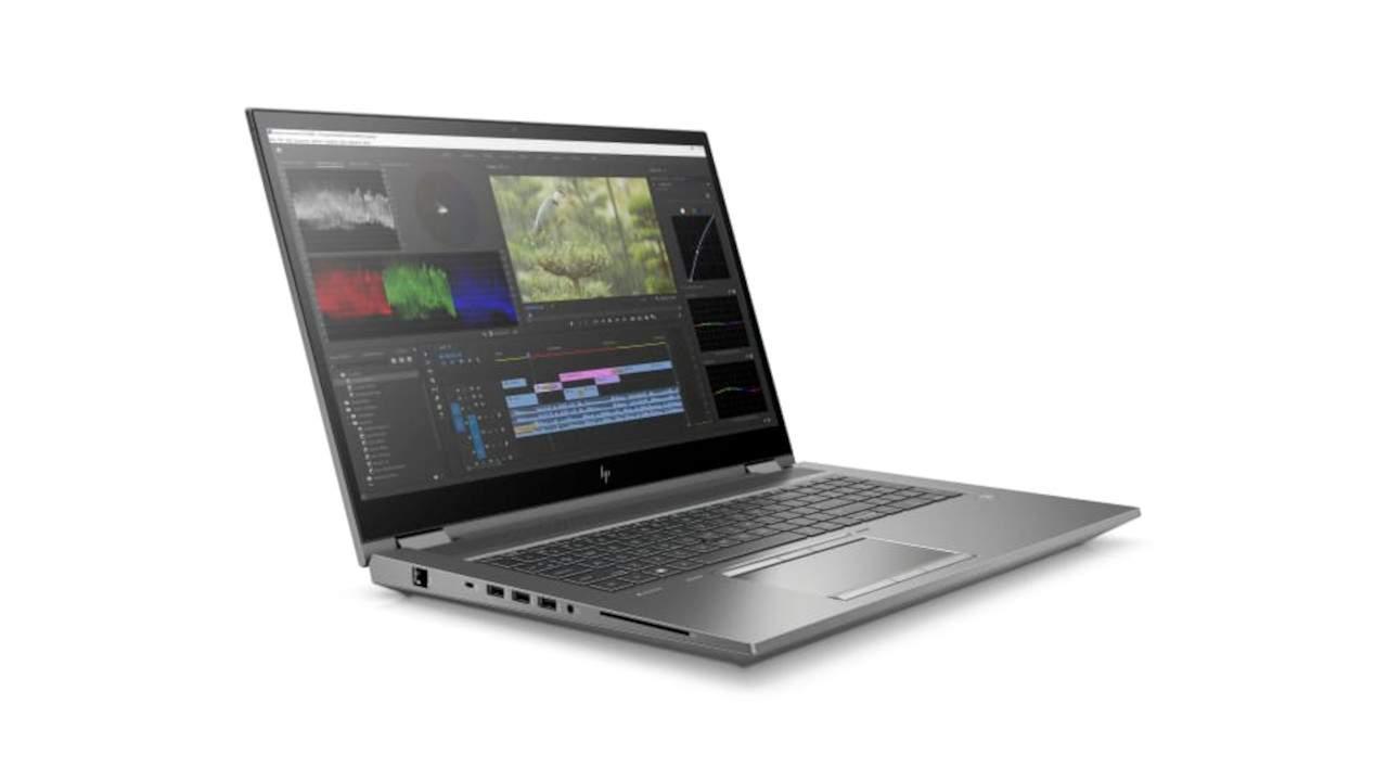 HP ZBook G8 laptop trio gets Intel's 11th Gen H-series CPUs