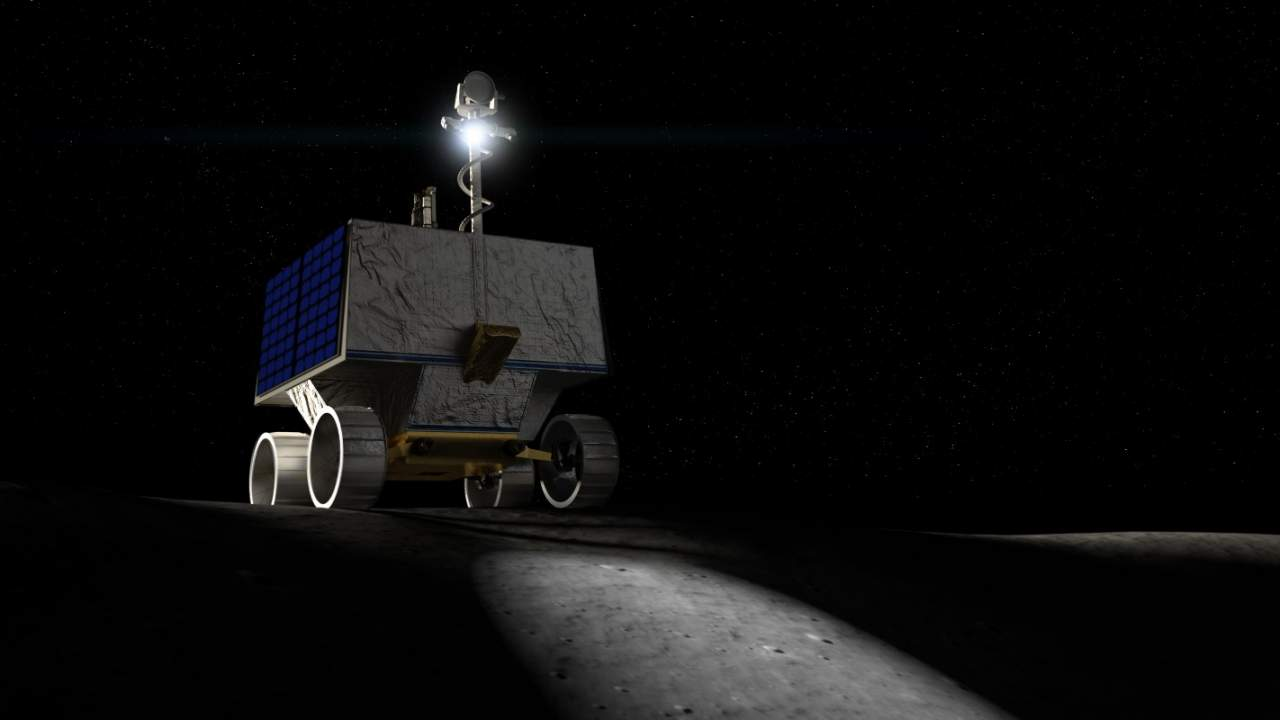 NASA reveals launch plan for VIPER, its first mobile lunar robot