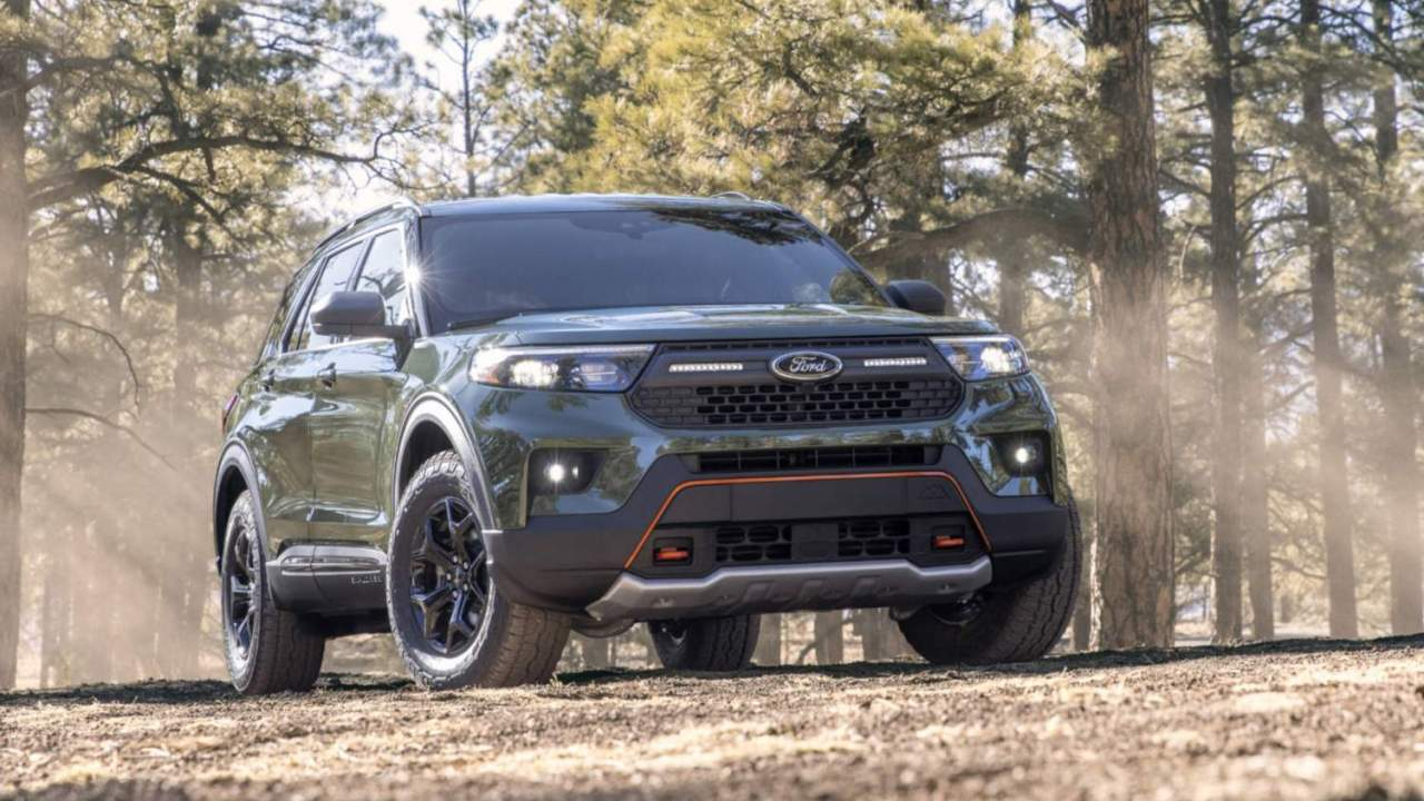 Ford Explorer EV confirmed – and an electric Bronco could be next