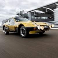 Walter Röhrl got a Porsche 924 Carrera GTS on his 74th birthday