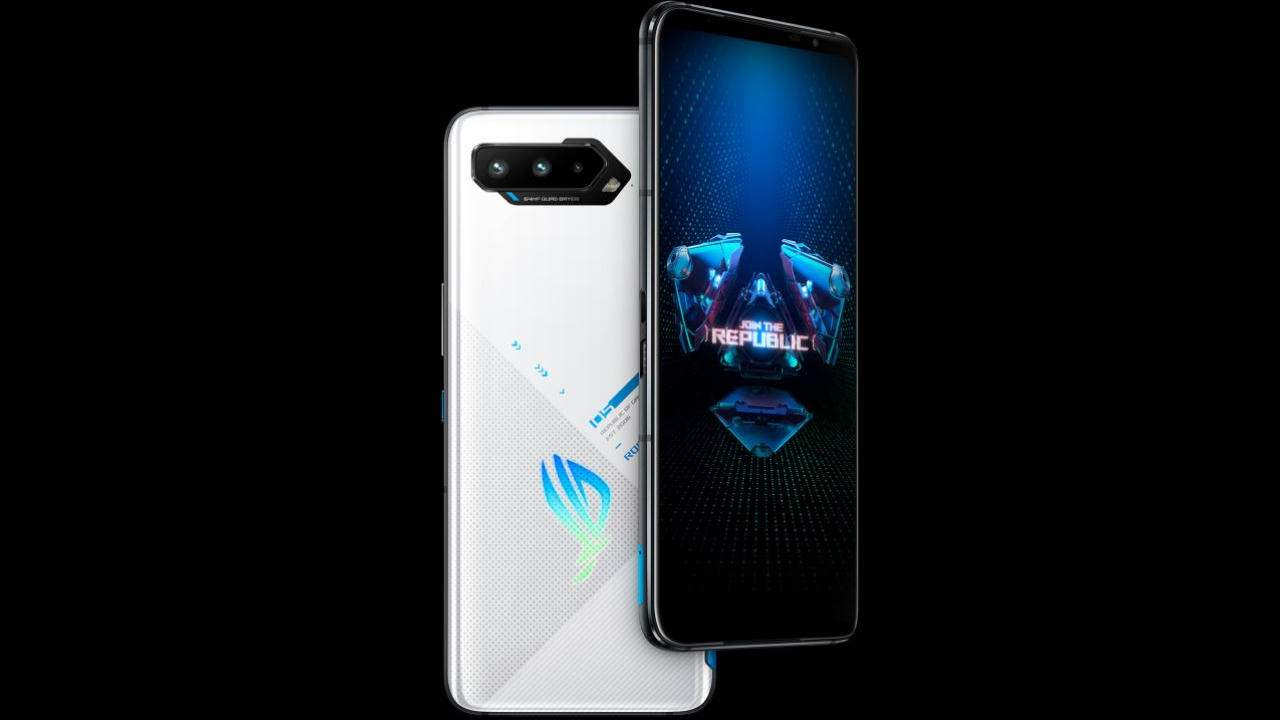 ASUS ROG Phone 5 now available in the US with a hefty price tag
