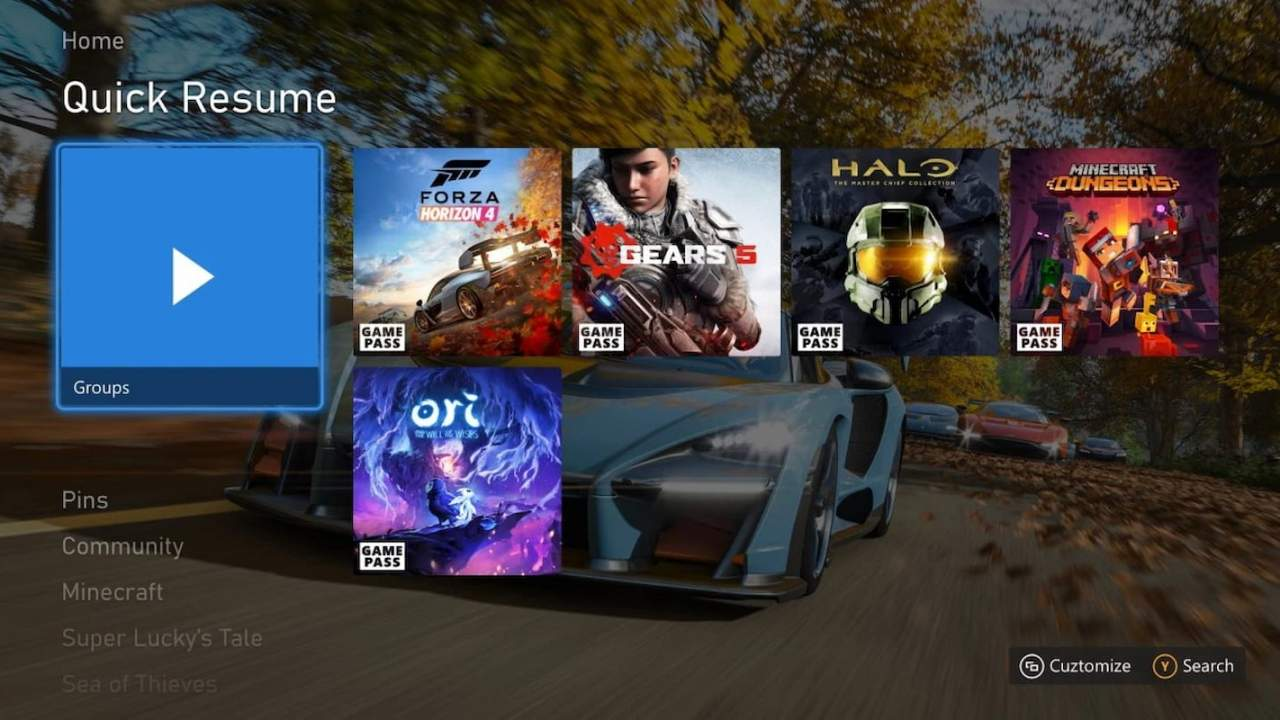 Xbox May update brings Quick Resume improvements to Xbox Series X|S and that's not all