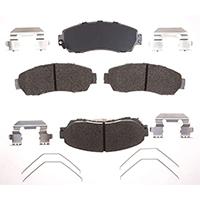 ACDelco Silver (Advantage) Brake Pads