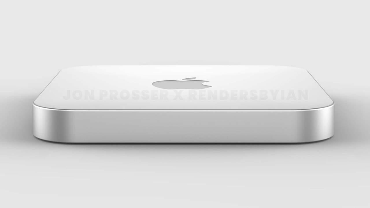 """New Mac Mini Pro """"M1X"""" leaked at last"""