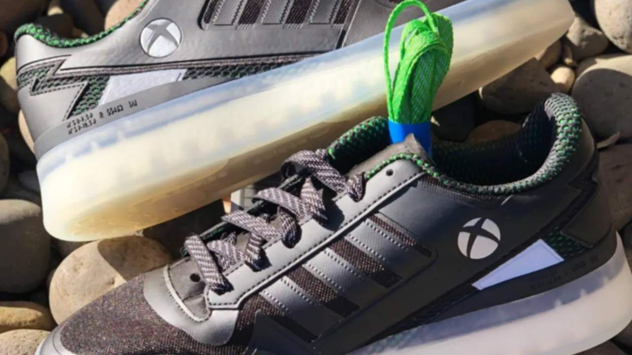 Adidas Xbox shoes leaked for 2021 release