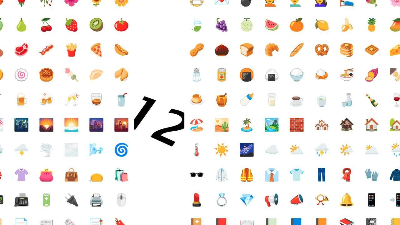 Android 12's biggest visual change may be emoji