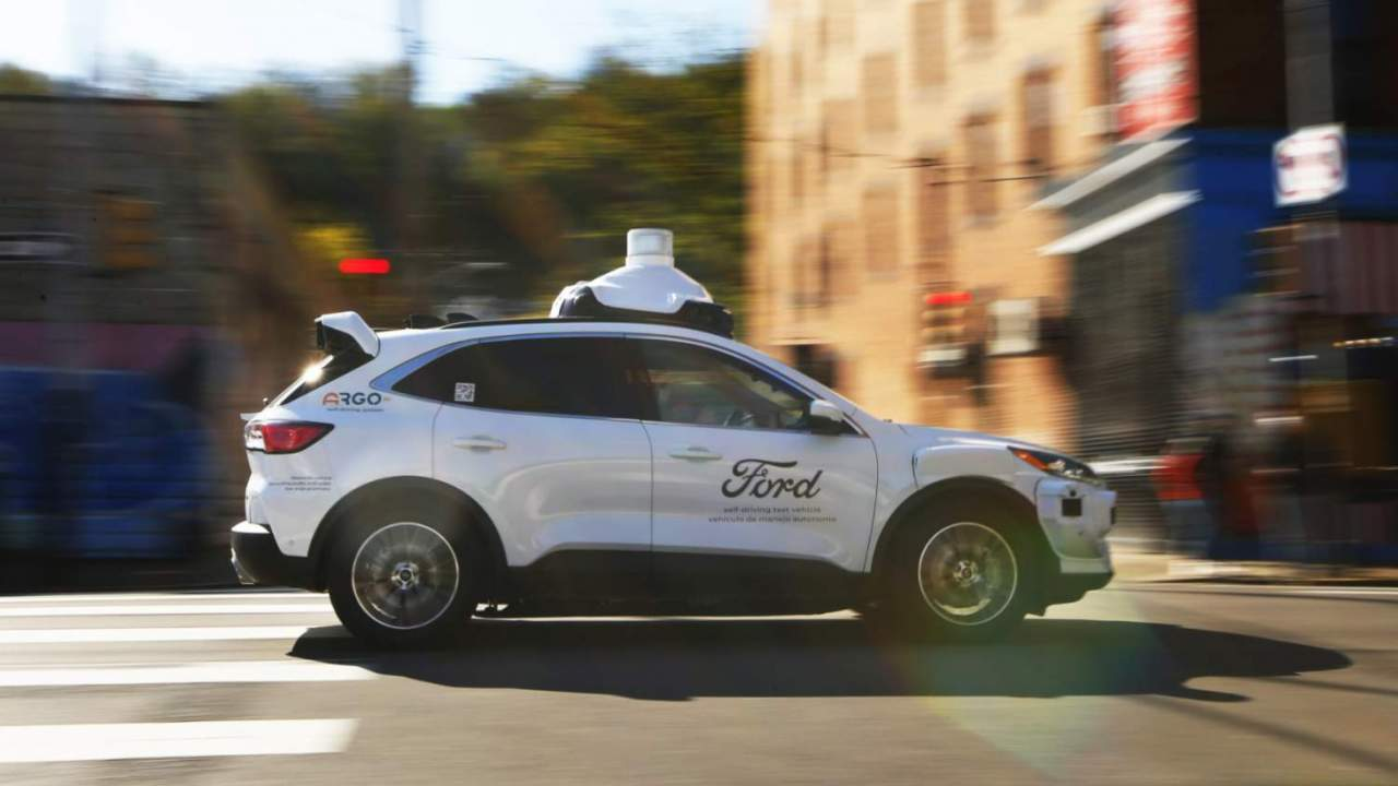 Breakthrough Argo Lidar could be key to Ford and VW's autonomous cars