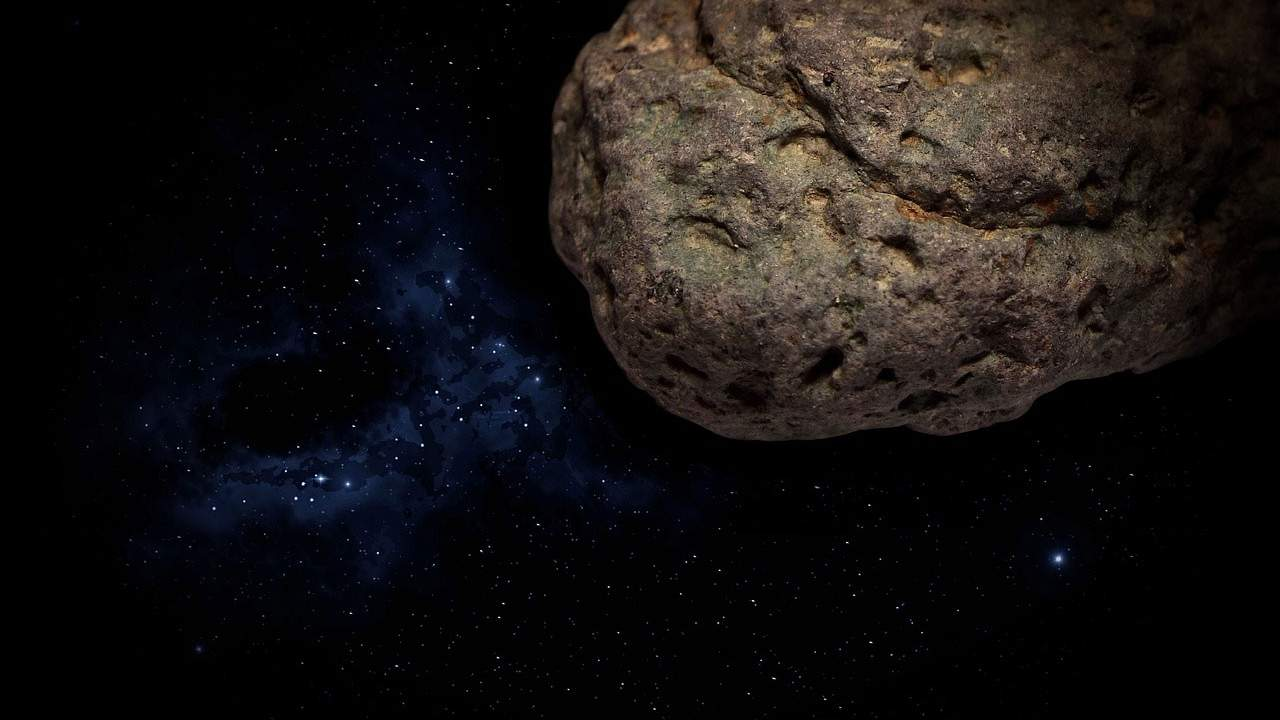 An asteroid the size of the Eiffel tower will whiz past the Earth next month