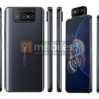 ASUS ZenFone 8 Flip leak shows the camera gimmick is back