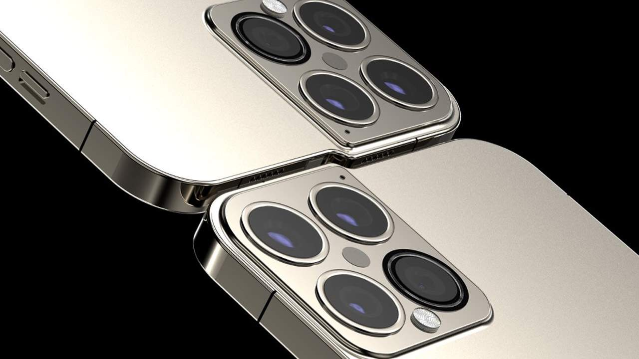 Why is this weird iPhone 13 M1 concept so compelling?