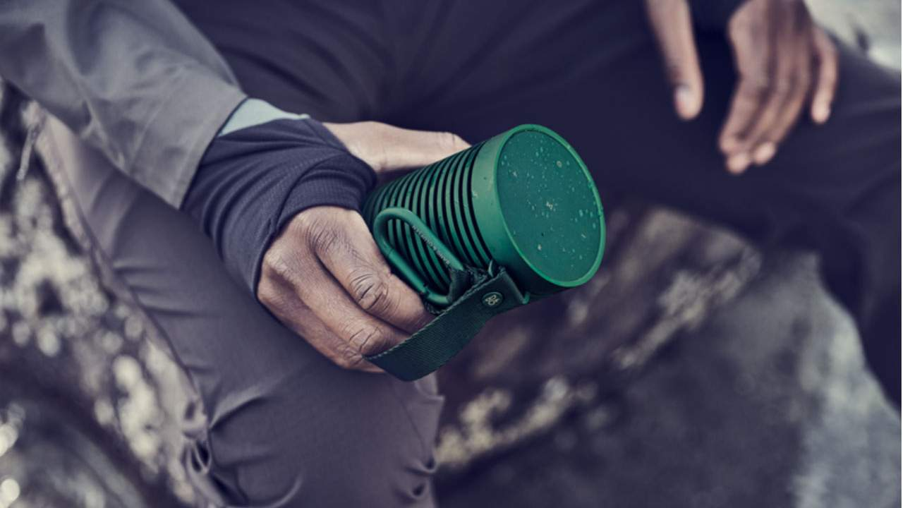 Bang & Olufsen Beosound Explore let you take your music to the trails