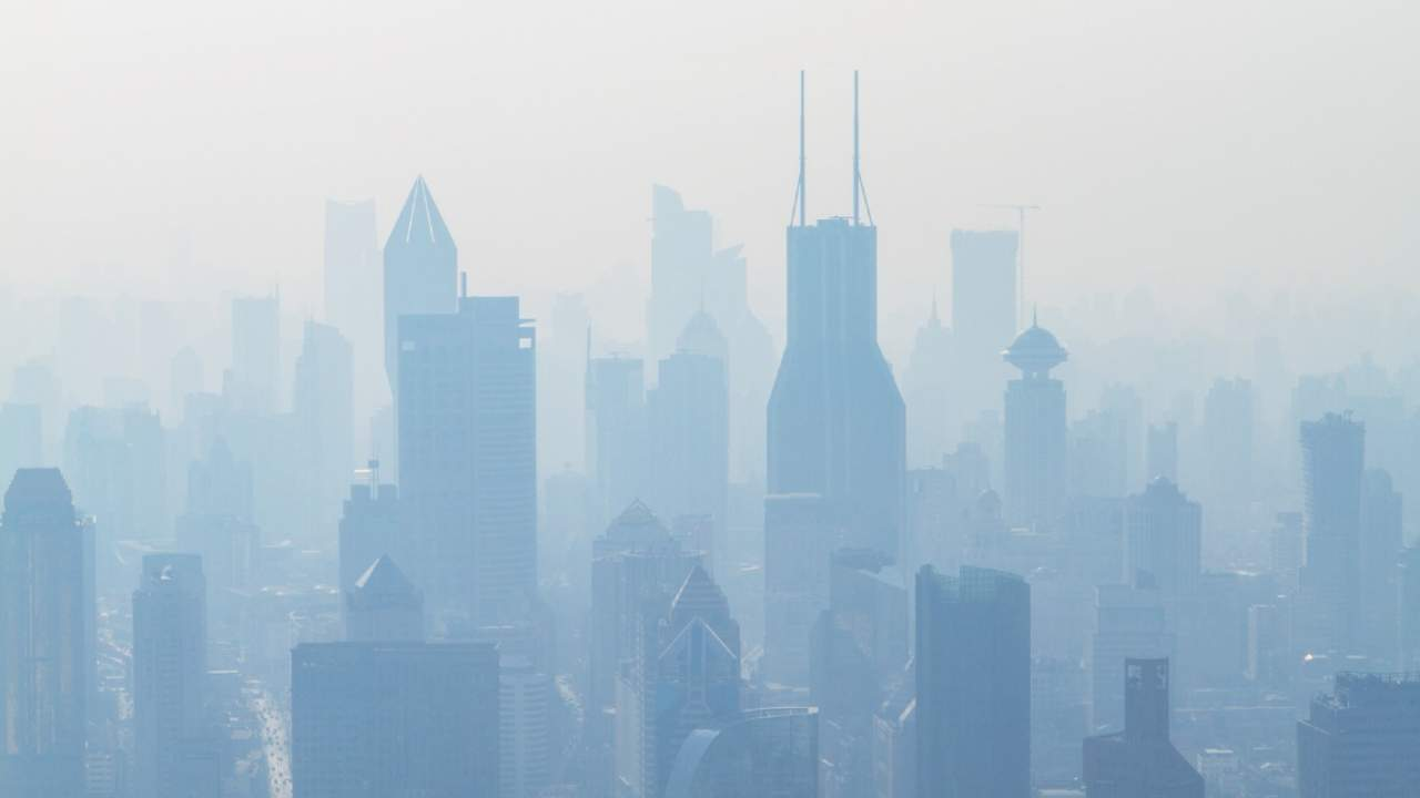 It only takes a few weeks of air pollution to reduce cognitive performance