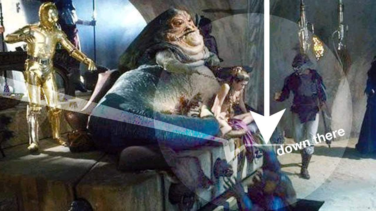 Bad Batch just re-wrote Jabba's history