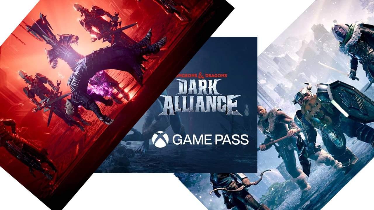 Dungeons & Dragons Dark Alliance cross-platform on day 1: Xbox, desktop, streaming