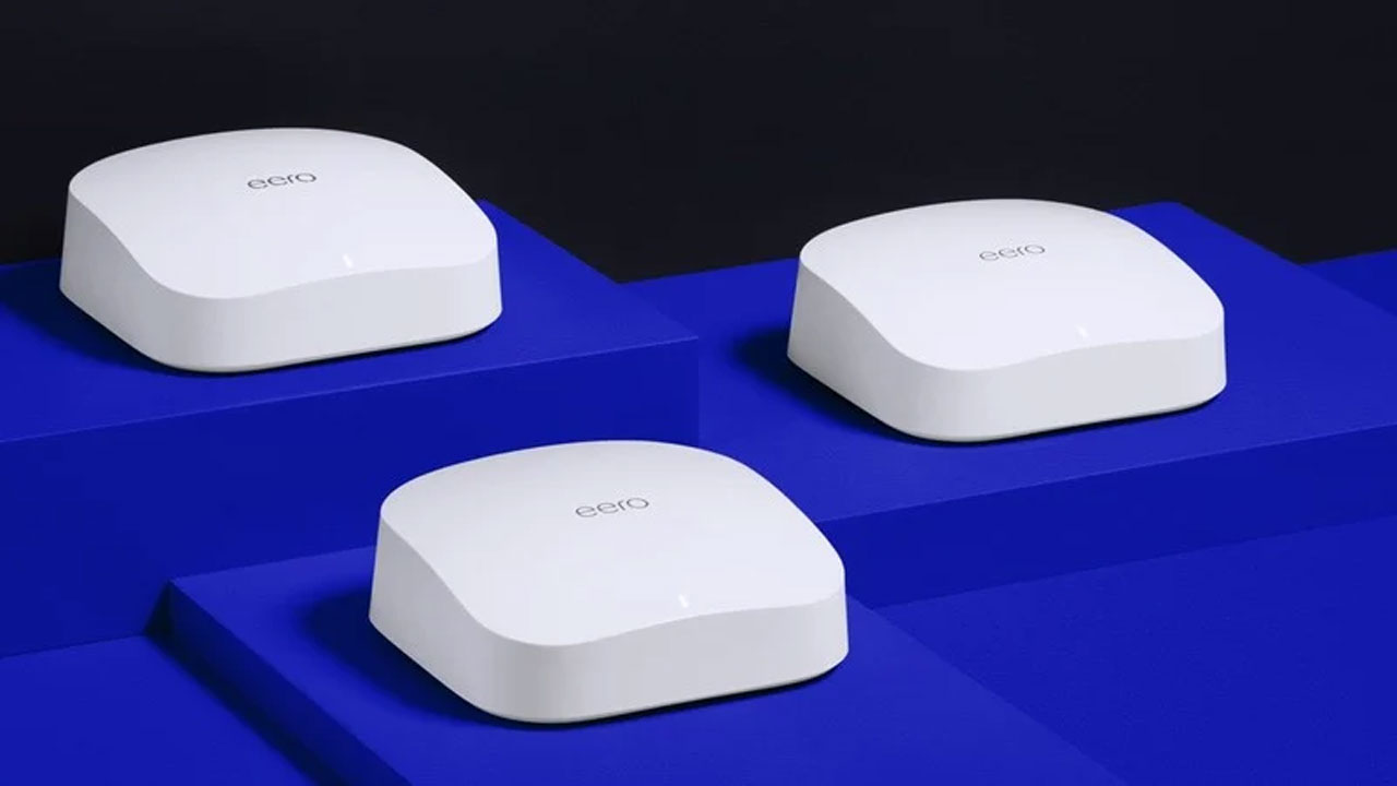Apple HomeKit support lands in a new update for Eero 6 and Pro 6 routers