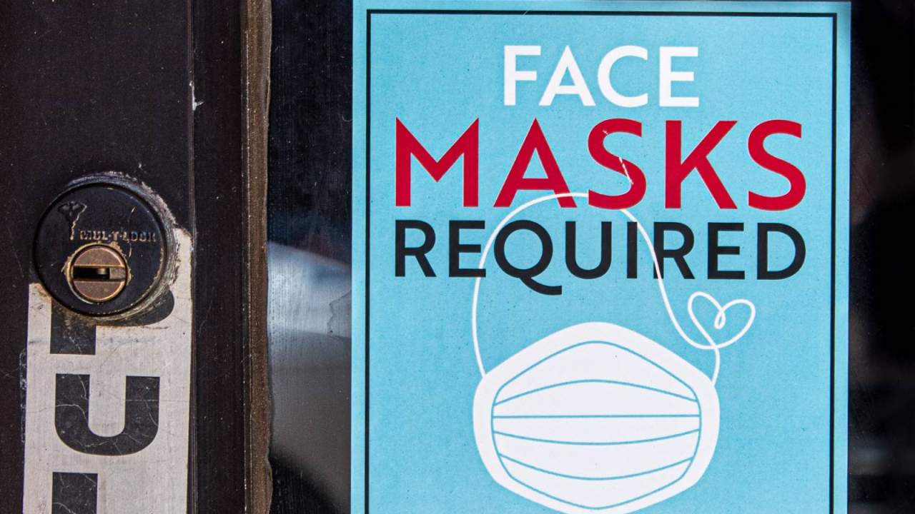 CDC updates COVID-19 mask guidance: Everything you need to know