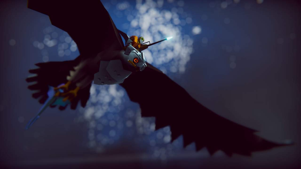Xbox Series X launch title The Falconeer spreads to PS5, PS4, and Switch this summer