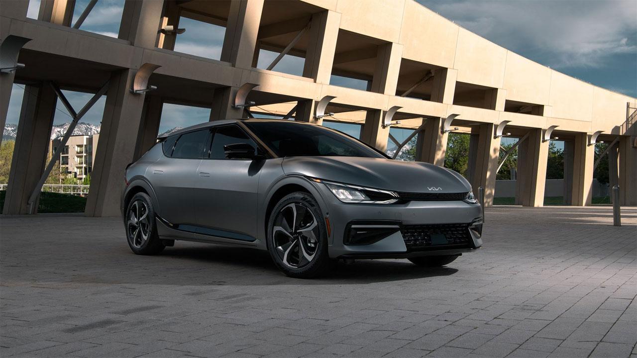 Kia EV6 First Edition electric vehicle preorders begin June 3