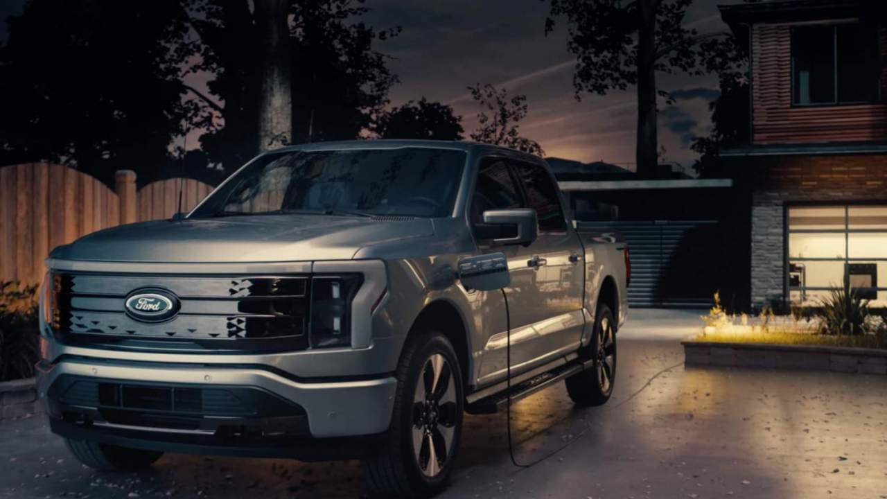 Ford's F-150 Lightning is a Tesla Powerwall on wheels