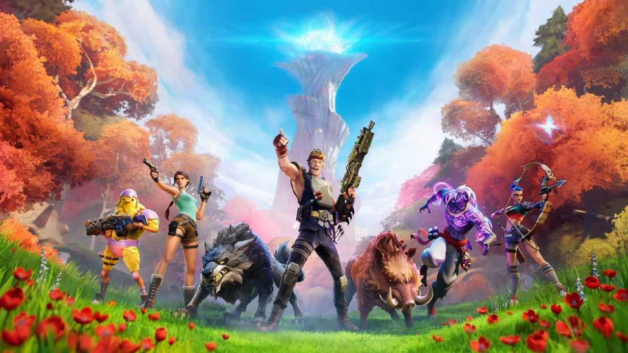 Fortnite made a truly ridiculous amount of money in its first two years