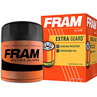 FRAM Extra Guard Spin-On Oil Filters