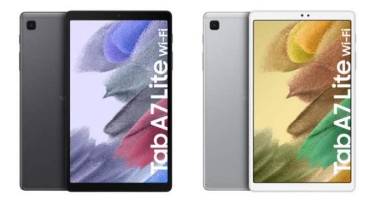 Galaxy Tab A7 Lite specs all revealed in newest leak