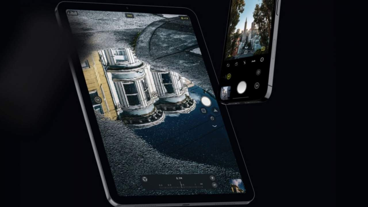 Halide's hit camera app launches on the iPad for some reason