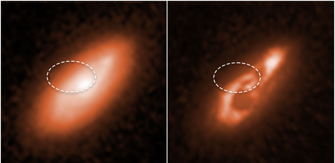 Hubble Space Telescope pinpoints the locations of five fast radio bursts