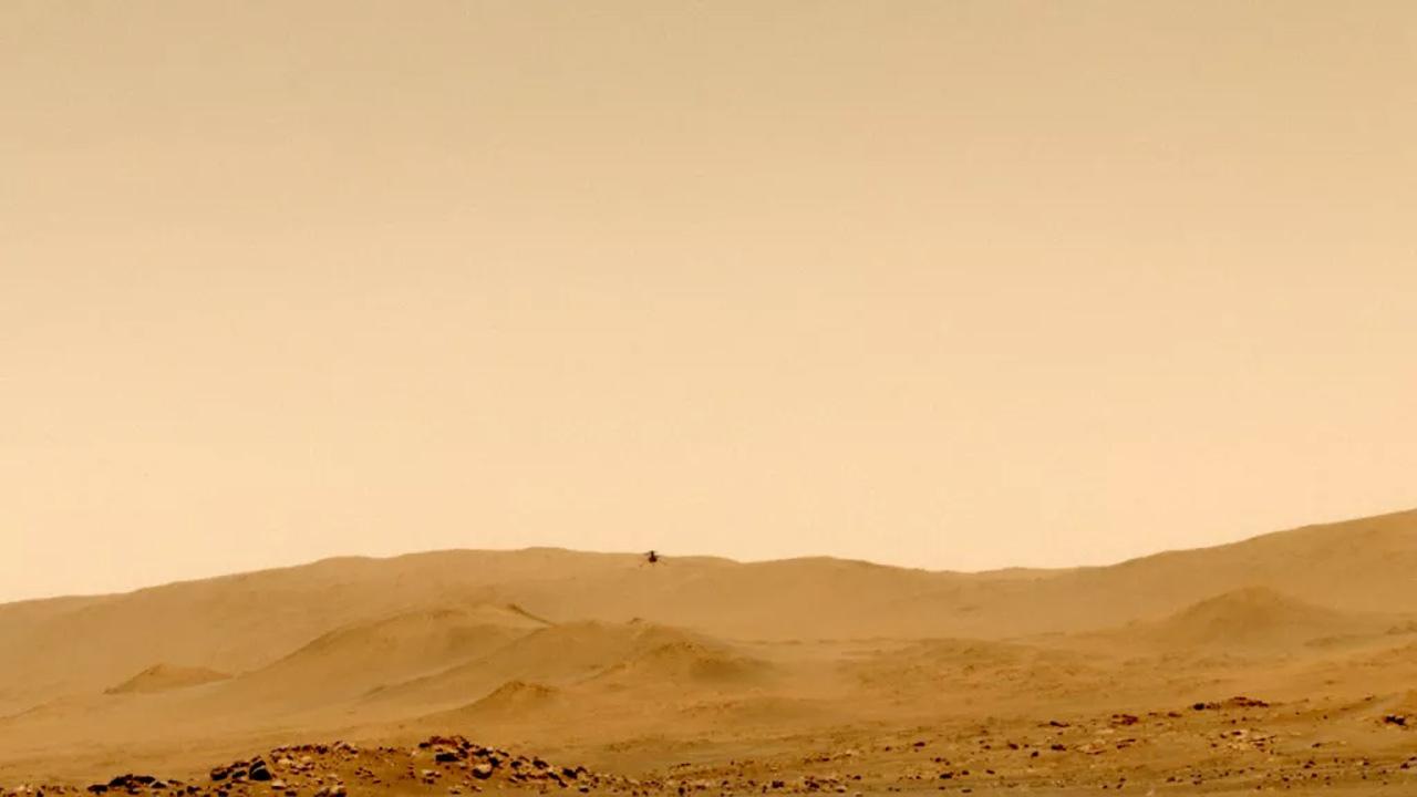 NASA plans sixth Ingenuity Mars Helicopter flight