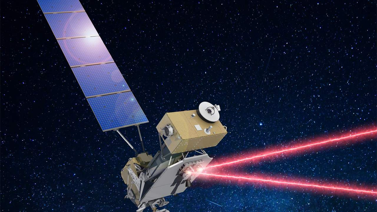 NASA will launch the Laser Communications Relay Demonstration mission this summer