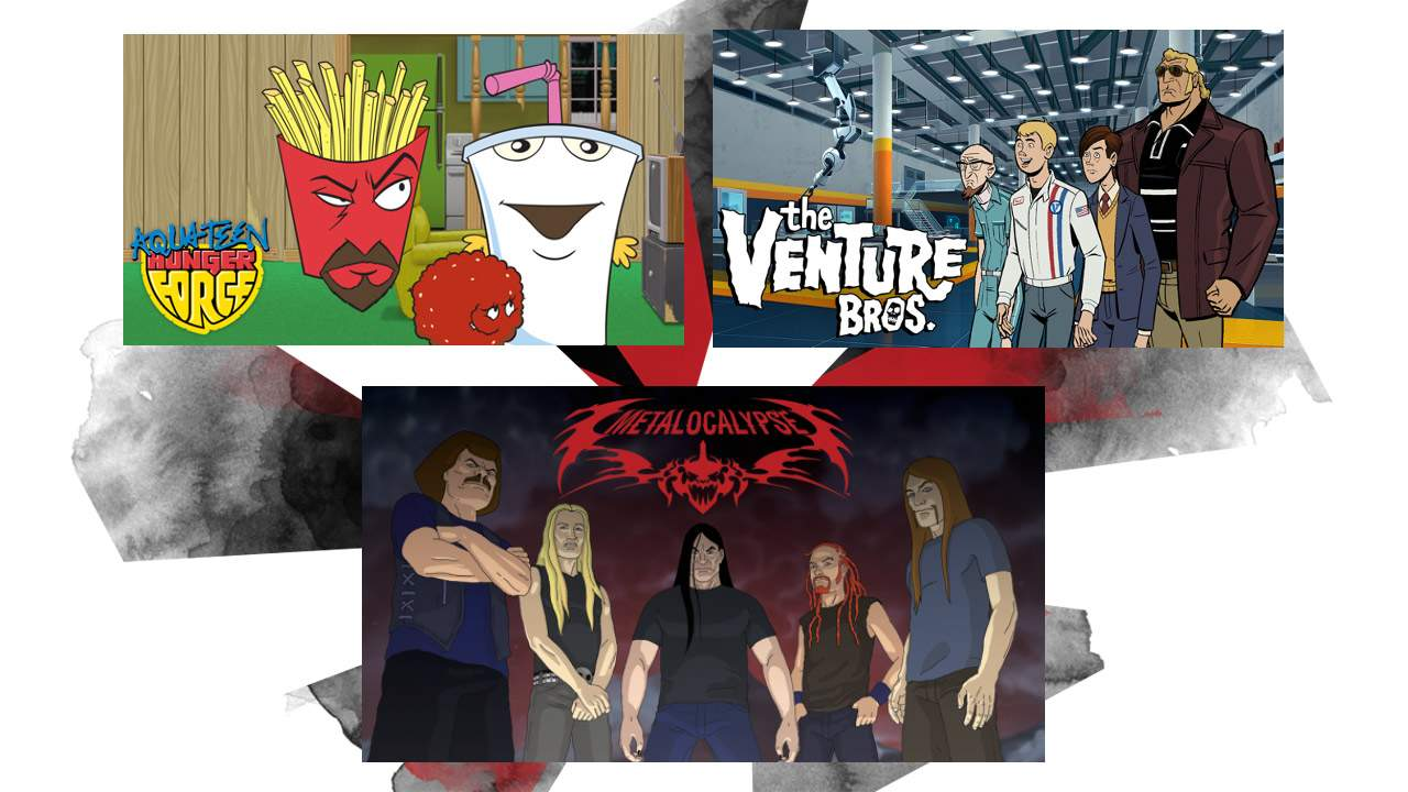 Adult Swim movie details released for Metalocalypse, Aqua Teen, Venture Bros
