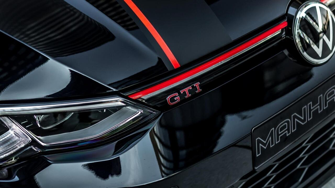 Manhart Golf GTI 290 has a tuned 290HP turbo engine