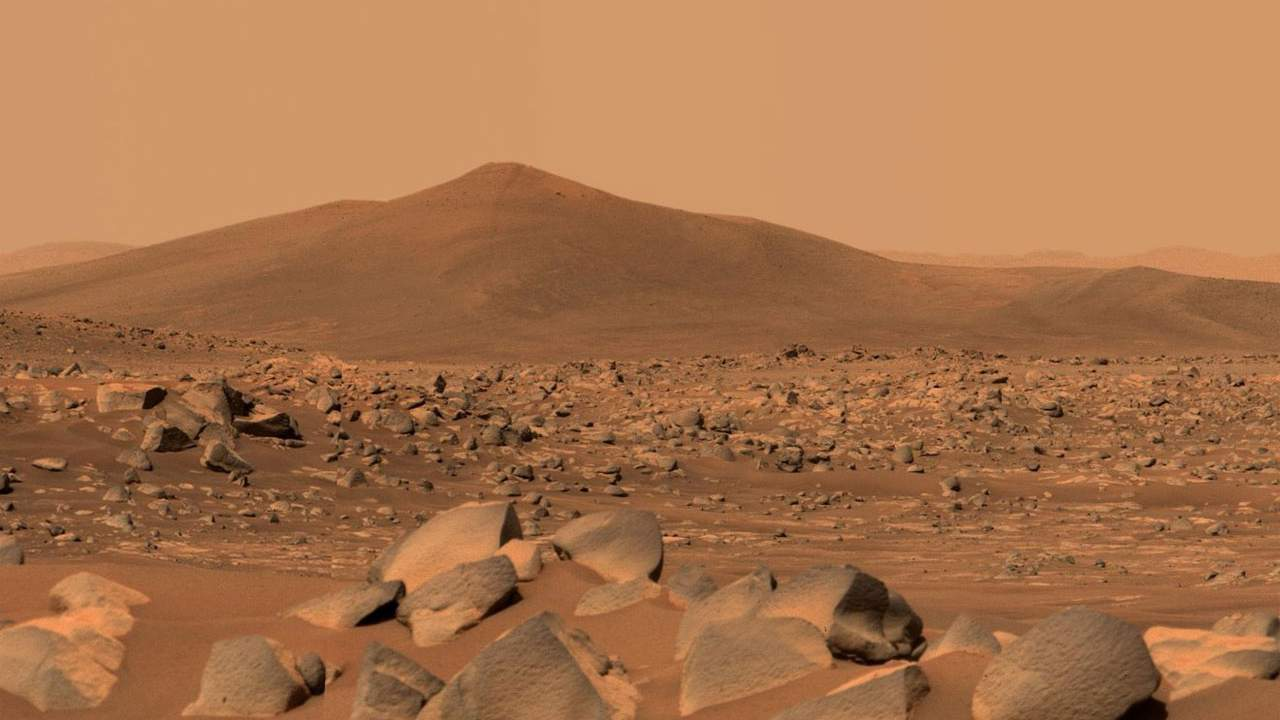 Perseverance rover finally gets to work on the Red Planet