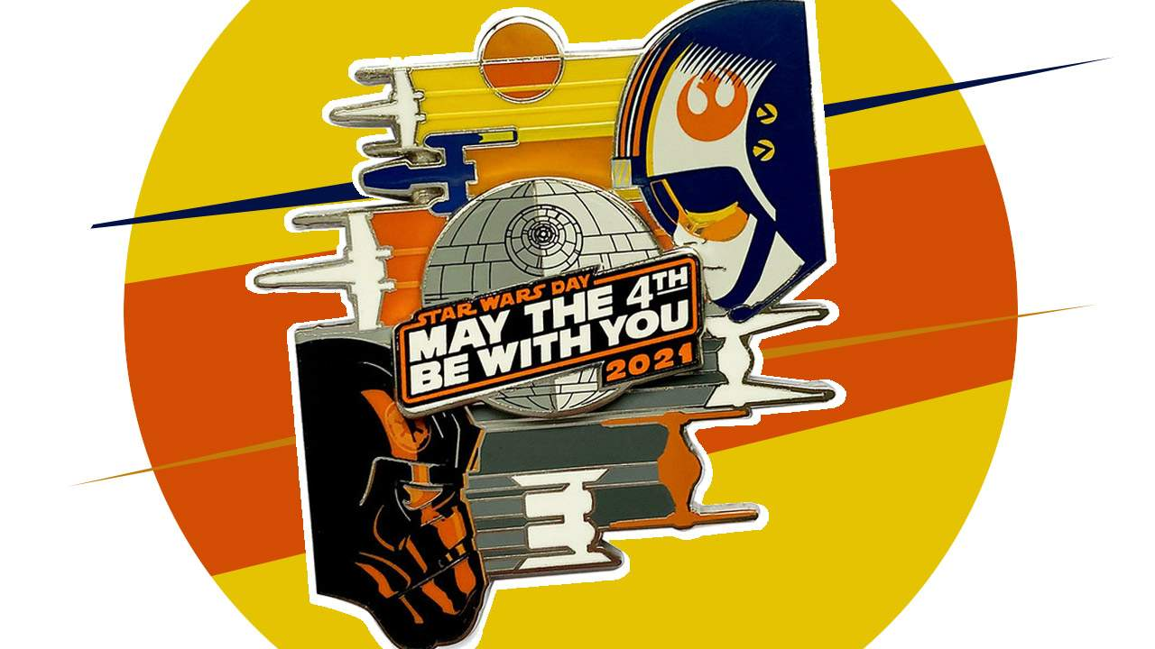 Star Wars Day 2021 stash: Toys, pins, and books