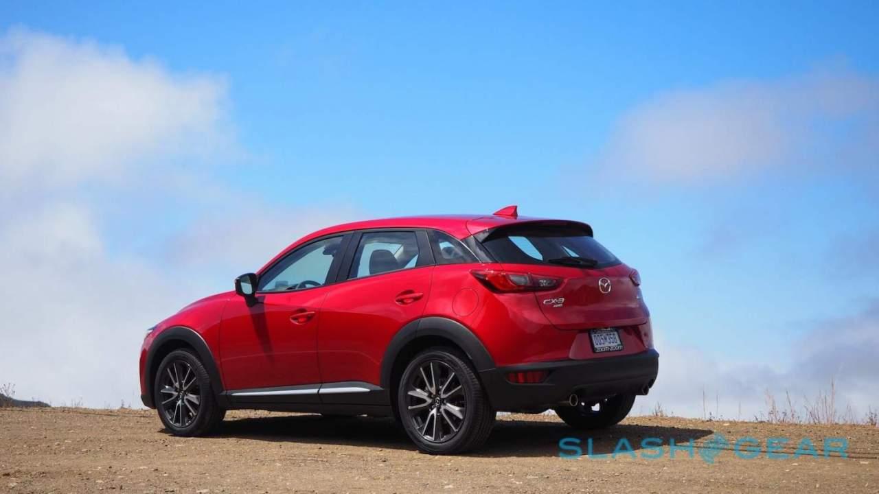 Say goodbye to the Mazda CX-3 and Mazda6