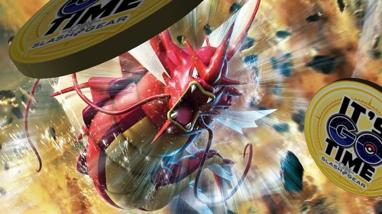 Pokemon GO Mega Gyarados and the weird month of June