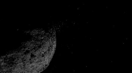 OSIRIS-REx is on its way home packed with asteroid samples