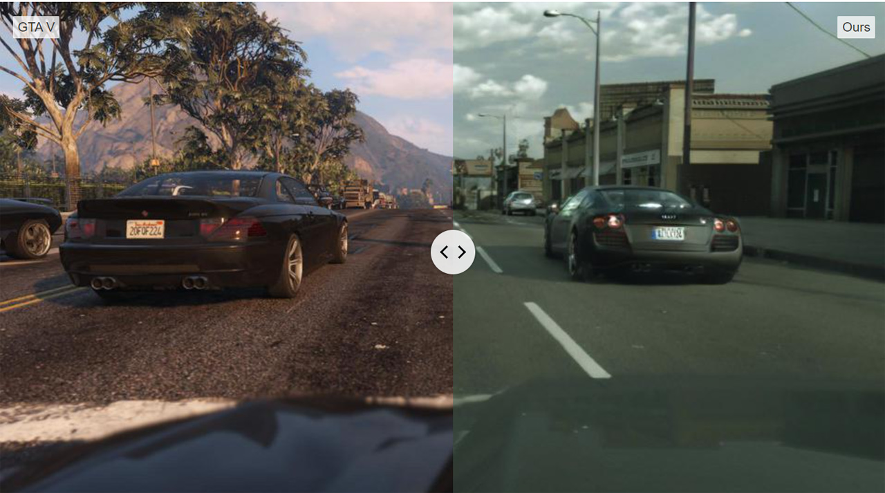 Intel Labs shows off new enhanced photorealism techniques