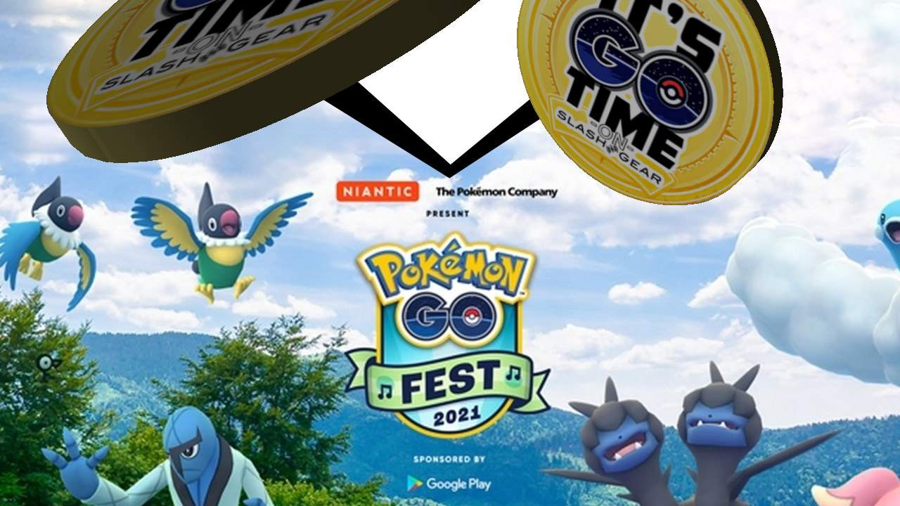 Pokemon GO Fest 2021 has a new Shiny pair and cheaper tickets