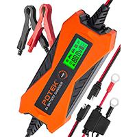 Potek 6V/12V 4A car battery charger