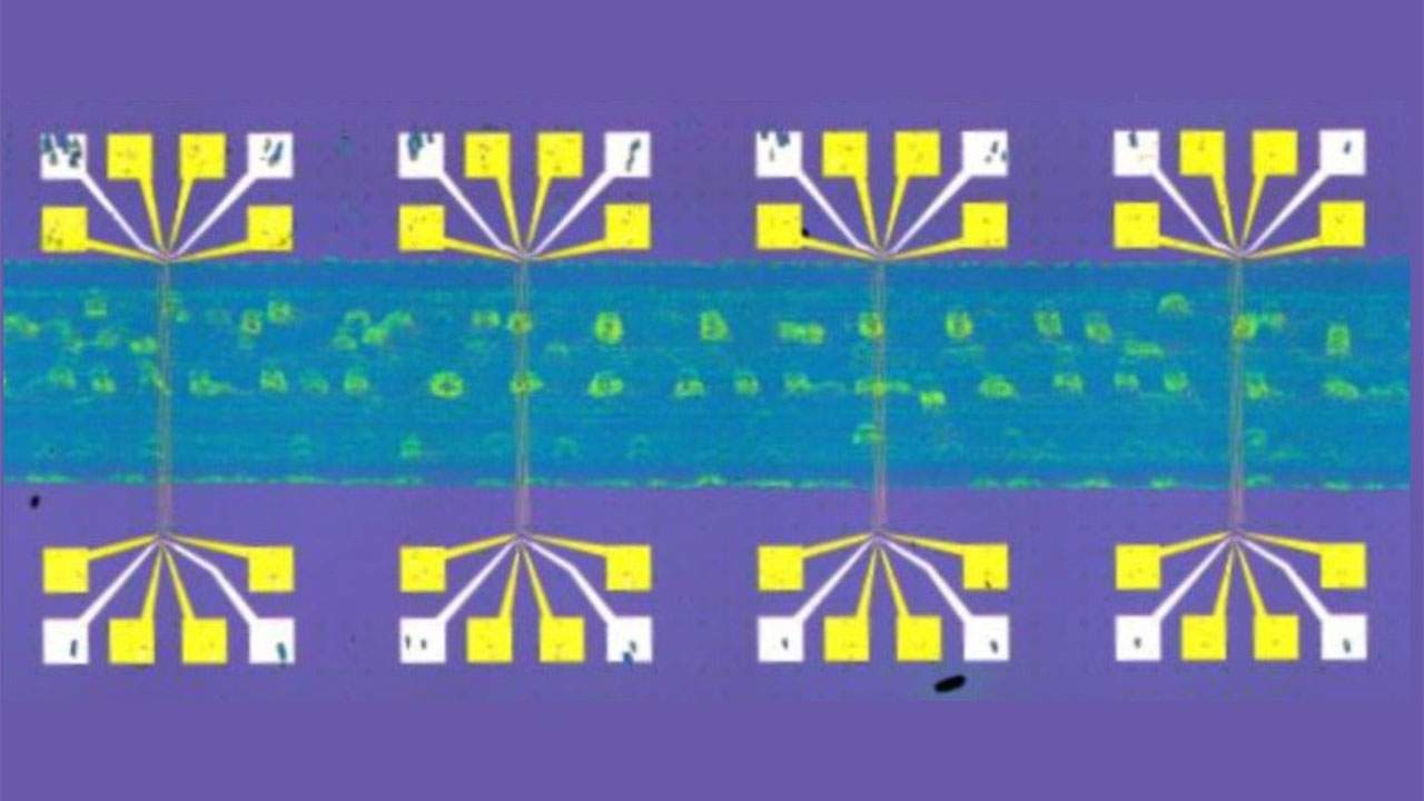 New printable electronic circuits could lead to lower-cost wearables