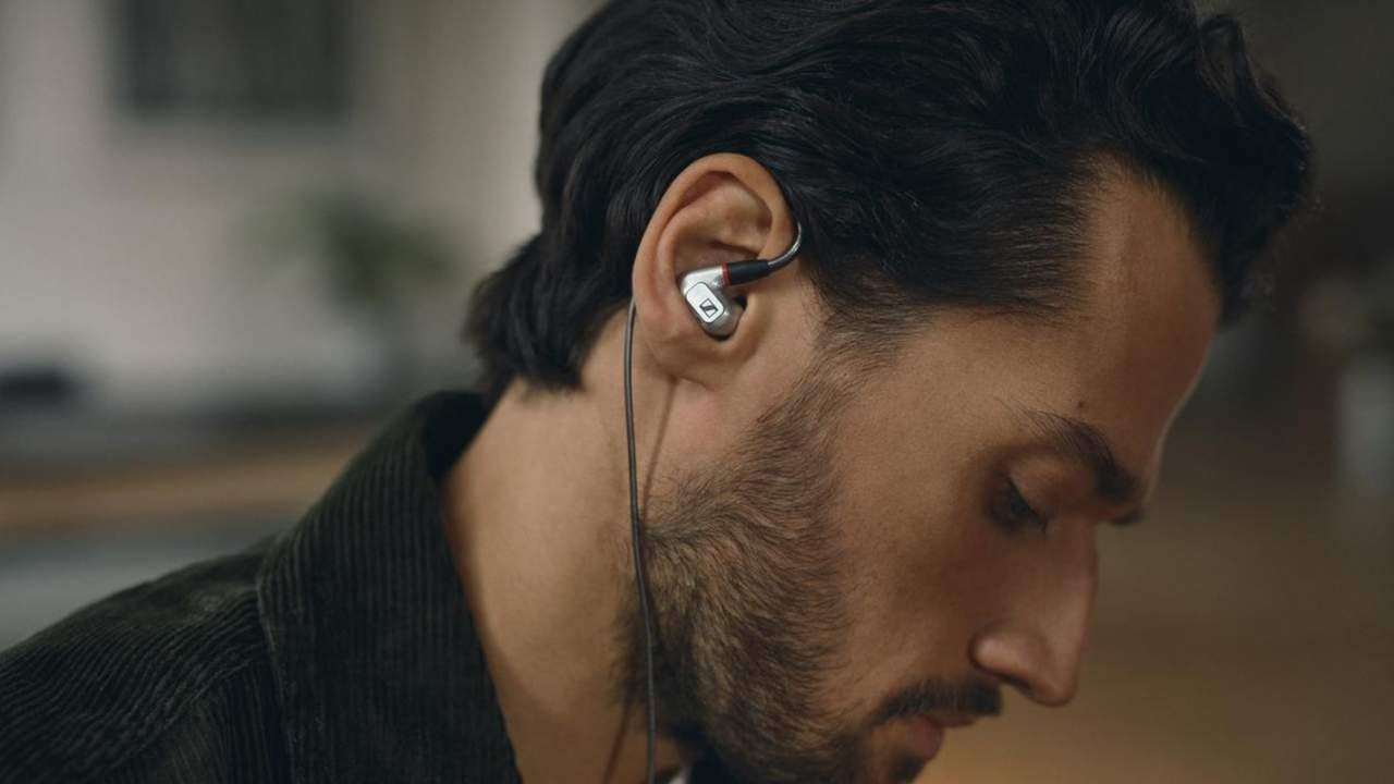 Sennheiser IE 900 high-performance wired earbuds are made for audiophiles