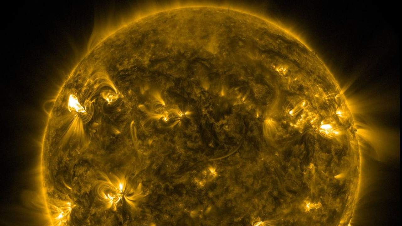An uptick in solar storms could mean disruptions to power grids and satellites