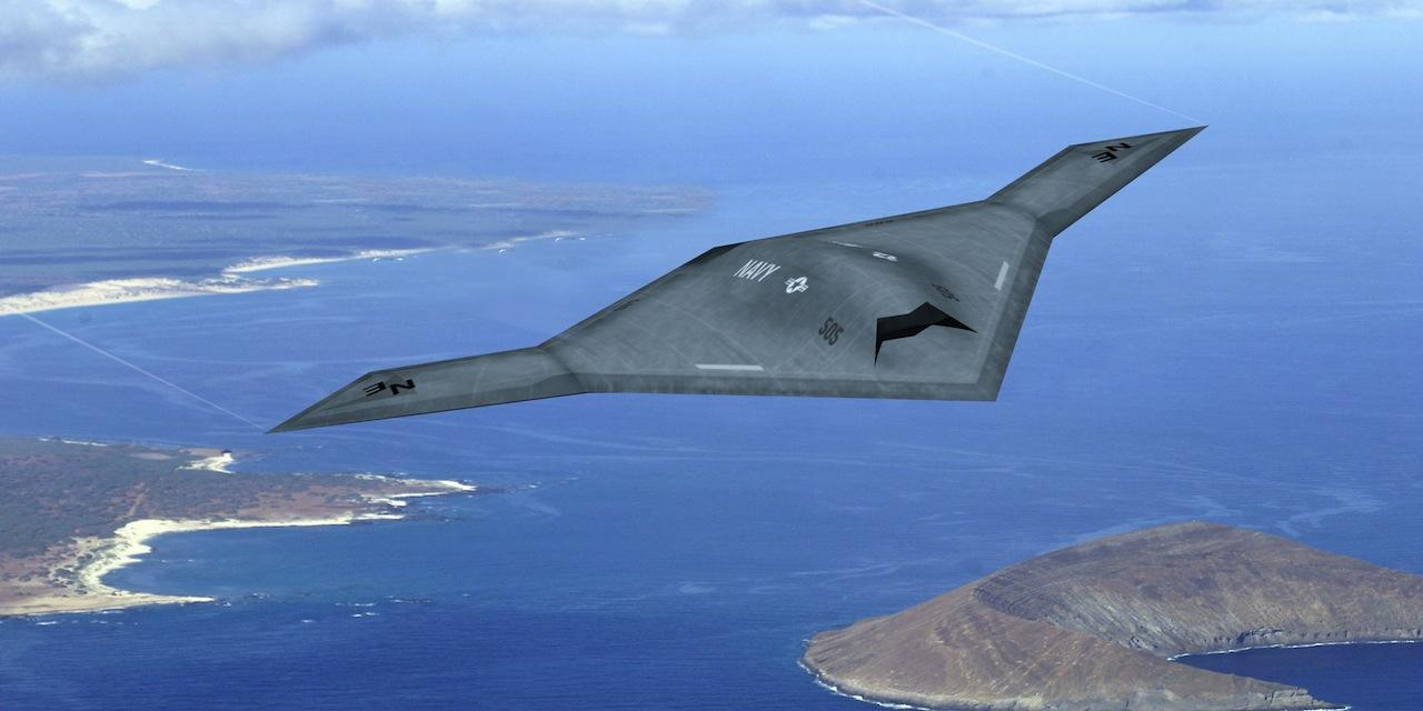 Spray-on stealth ceramic could make faster, tougher spy jets