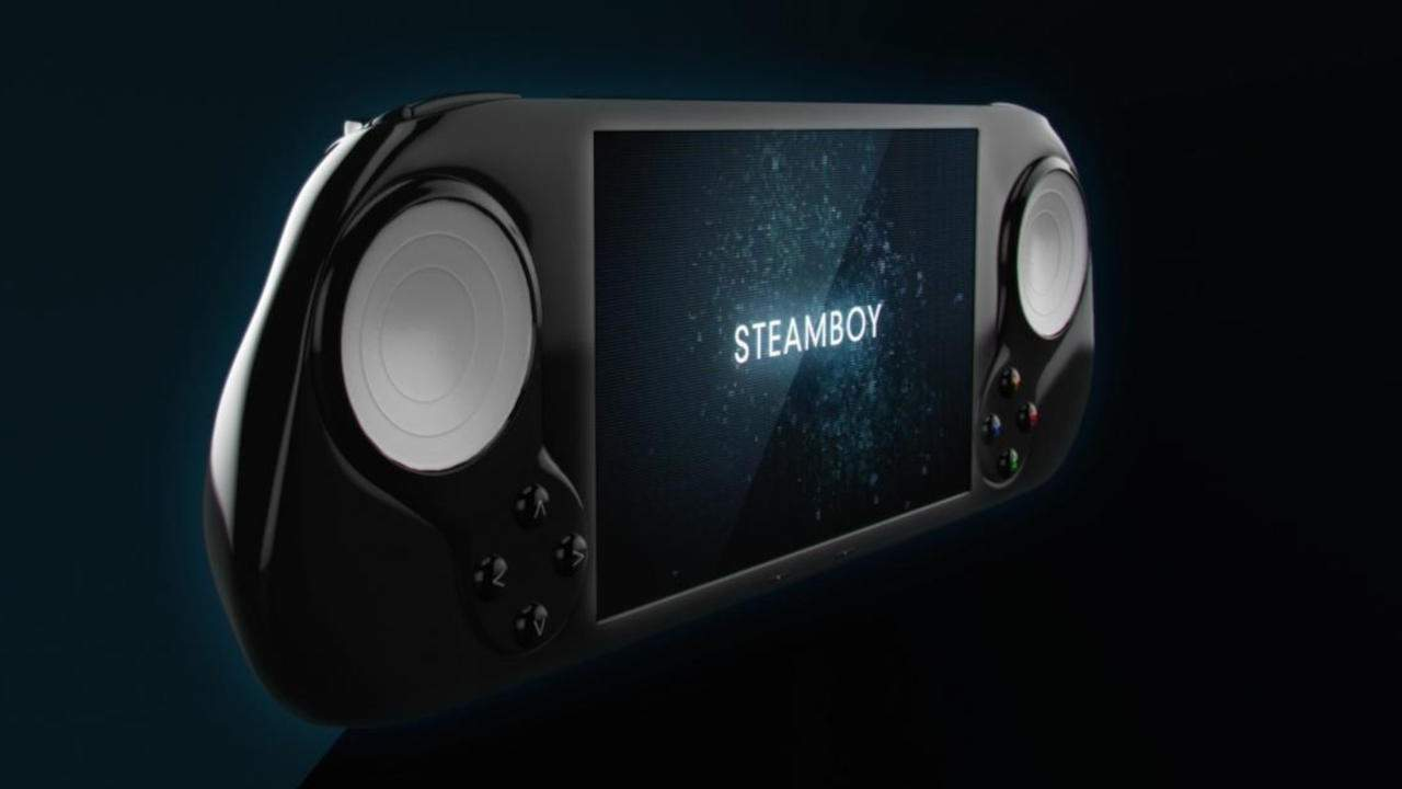 Valve's handheld gaming PC could take on the Nintendo Switch